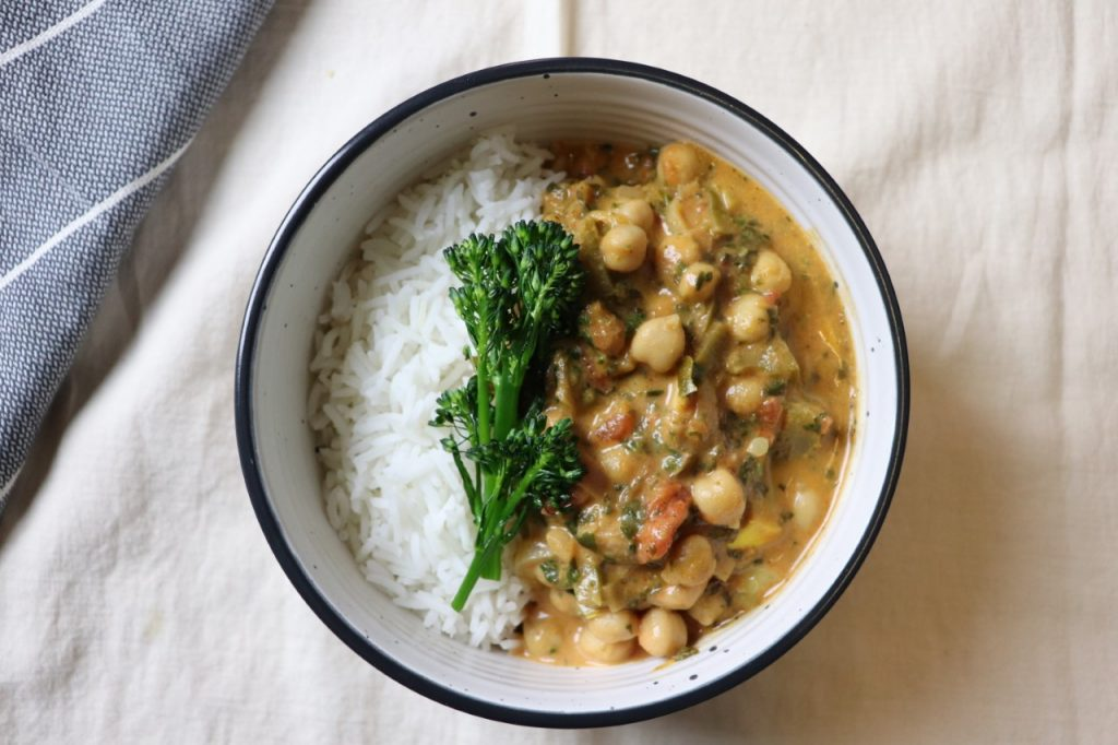 Curry Vegan Home Delivered
